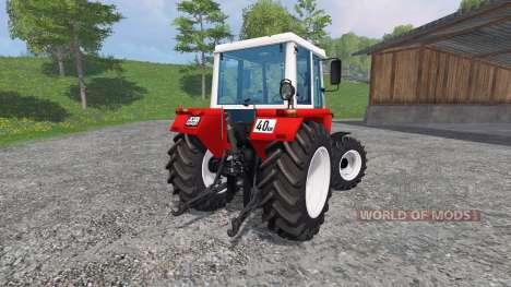 Steyr 8070A SK2 FL for Farming Simulator 2015