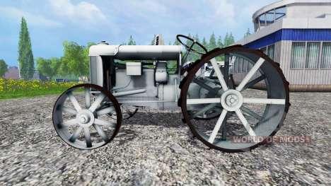 Fordson Model F 1917 v1.1 for Farming Simulator 2015
