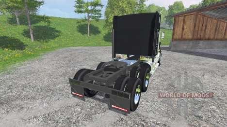 Kenworth T908 v1.1 for Farming Simulator 2015
