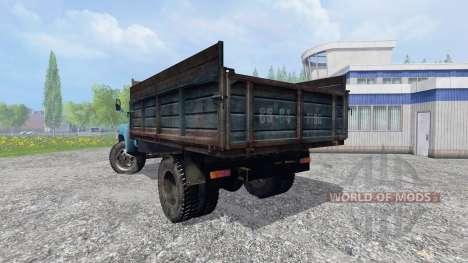 GAZ-53 [washable] for Farming Simulator 2015