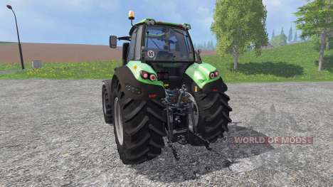 Deutz-Fahr 9340 TTV for Farming Simulator 2015