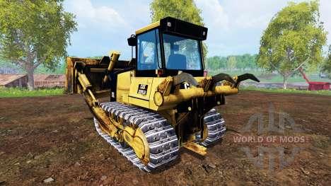 Caterpillar D6 for Farming Simulator 2015