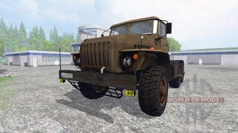 Ural-4320 [tractor] for Farming Simulator 2015