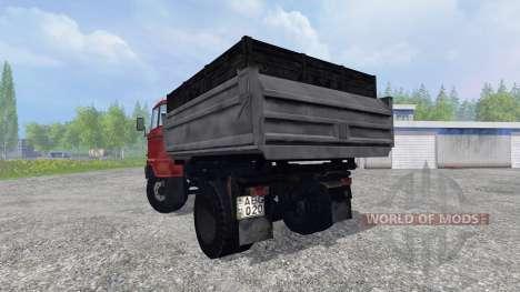 IFA W50 v1.1 for Farming Simulator 2015