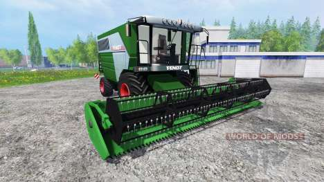 Fendt 8350 for Farming Simulator 2015