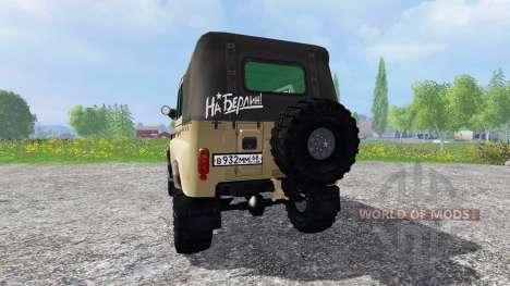 UAZ-B for Farming Simulator 2015