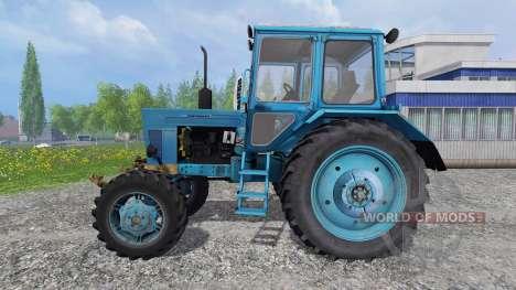 MTZ-82 [UKR] for Farming Simulator 2015