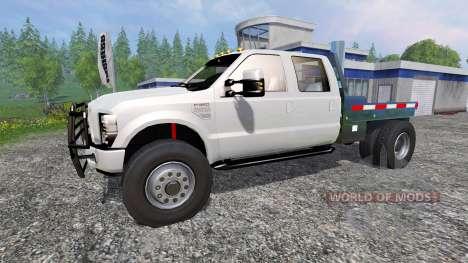 Ford F-350 [street dually] for Farming Simulator 2015