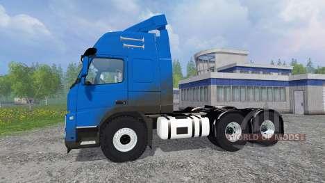 Volvo FM13 for Farming Simulator 2015