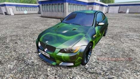 BMW M3 (E92) [NOS] for Farming Simulator 2015