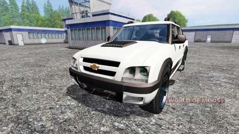 Chevrolet S-10 for Farming Simulator 2015