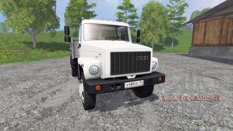 GAZ-35071 v3.0 for Farming Simulator 2015