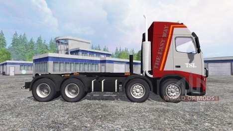 Volvo FH12 HKL for Farming Simulator 2015