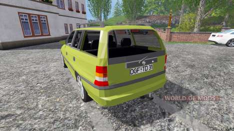 Opel Astra F Caravan [cool motion] for Farming Simulator 2015