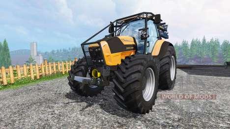 Deutz-Fahr Agrotron 7250 TTV [forestry] [fix] for Farming Simulator 2015