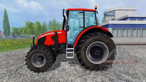 Zetor Forterra 140 HSX [razer edition] for Farming Simulator 2015