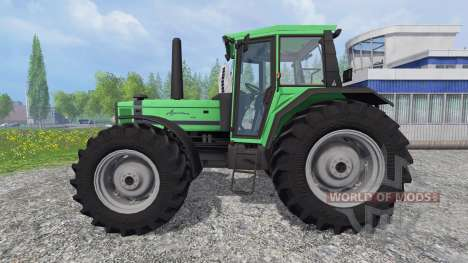 Deutz-Fahr Agrosun 140 for Farming Simulator 2015