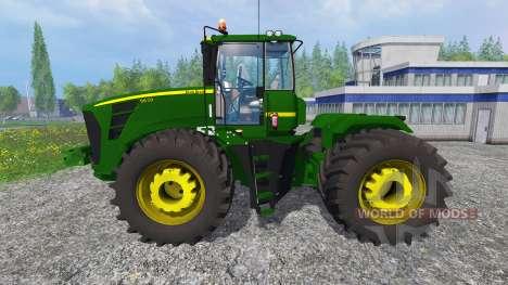 John Deere 9630 v3.0 for Farming Simulator 2015