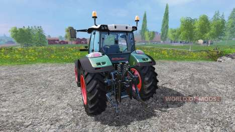 Hurlimann XM 4Ti v1.0.2.1 for Farming Simulator 2015