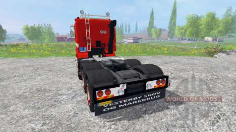 Volvo F12 v1.1 for Farming Simulator 2015