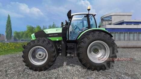 Deutz-Fahr Agrotron L730 v1.1 for Farming Simulator 2015