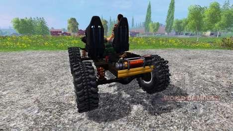 Land Rover Defender 90 [trial] for Farming Simulator 2015