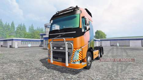 Volvo FH16 2012 for Farming Simulator 2015