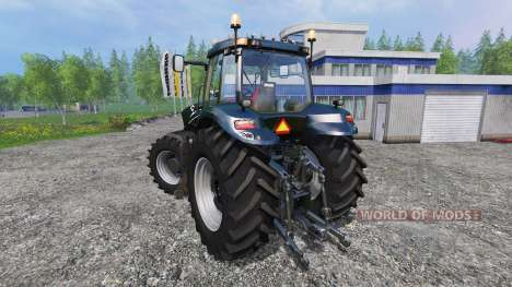 Case IH Magnum CVX 260 [black power] for Farming Simulator 2015