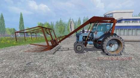 MTZ-80L for Farming Simulator 2015