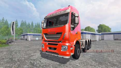 Iveco Stralis 560 for Farming Simulator 2015