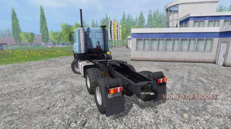 MAZ-64229 for Farming Simulator 2015