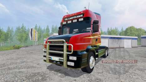 Scania T164 for Farming Simulator 2015