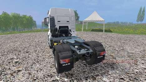 MAN TGS 18.680 for Farming Simulator 2015