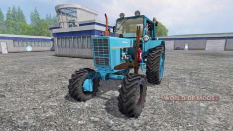MTZ-82 [loader] for Farming Simulator 2015