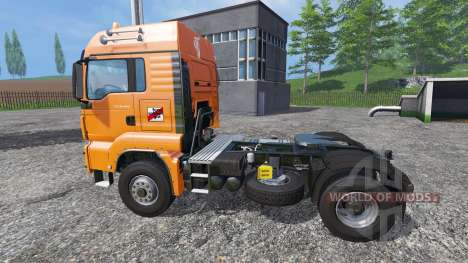 MAN TGS 18.440 v2.0 for Farming Simulator 2015