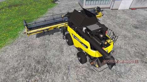 New Holland CR90.75 [Yellow Bull] v2.0 for Farming Simulator 2015