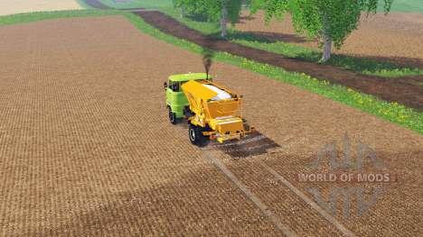 IFA W50L [fertilizer] for Farming Simulator 2015