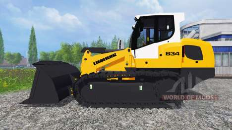 Liebherr LR 634 for Farming Simulator 2015