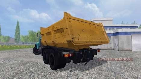 KrAZ-6510 for Farming Simulator 2015