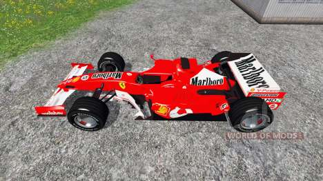 Ferrari 248 F1 for Farming Simulator 2015