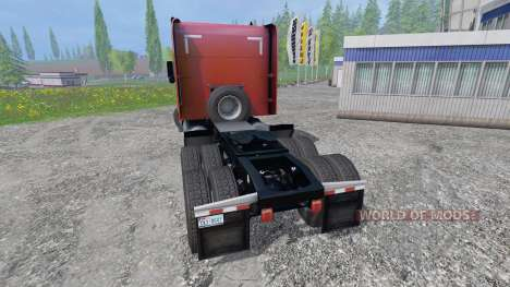 Peterbilt 379 2007 for Farming Simulator 2015