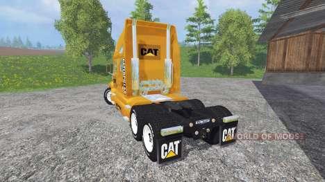 Kenworth T2000 for Farming Simulator 2015