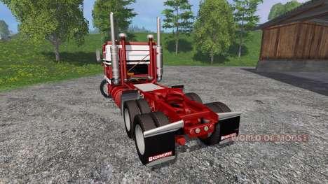 Kenworth K100 v2.0 for Farming Simulator 2015