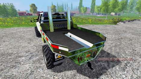 Ford F-350 [dually] for Farming Simulator 2015