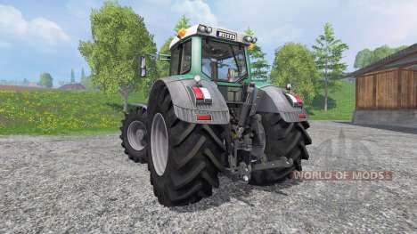 Fendt 939 Vario [washable] for Farming Simulator 2015