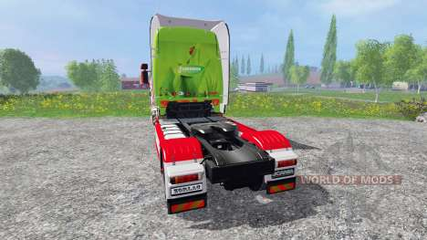 Scania R560 [loxam] for Farming Simulator 2015