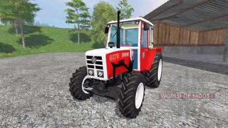 Steyr 8070A SK1 FL for Farming Simulator 2015