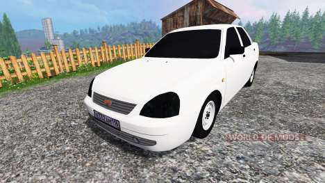 VAZ-2170 Lada Priora for Farming Simulator 2015