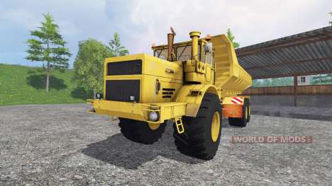 K-700 [dump truck] for Farming Simulator 2015