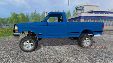 Ford F-1000 [Brasil] for Farming Simulator 2015